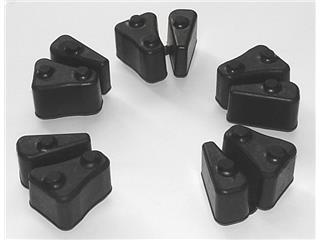 Kit amortisseurs de couple complet TOURMAX Honda CBR1000RR - 772428