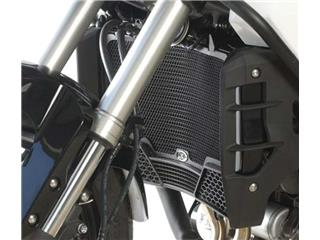 Protection de radiateur R&G RACING noir Honda VFR1200X Crosstourer/Crosstourer 1200