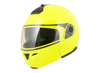 HELMET B910 FLURO YELLOW XL