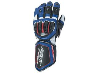 RST Tractech Evo CE Gloves Leather Blue Size XXL/12
