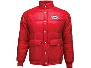BELL Classic Puffy Jacket Red Size S - 2035962