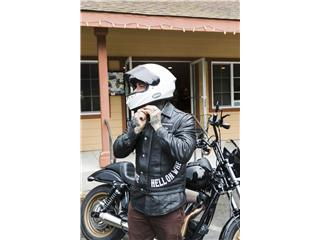 BELL SRT Helmet Gloss White Size M - 24bab61c-6c05-4bfc-9f53-3fb3c3bff5d4