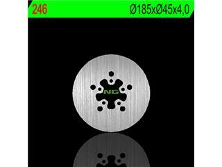 NG 246 Brake Disc Round Fix - 350246