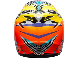 Casque BELL Moto-9 Mips Tagger Breakout Orange/Yellow taille S - 24c14560-7574-49f7-a980-290096ce331b