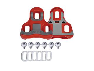 CLEAT SET RC-7B KEO 6° RED
