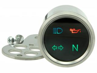 Koso D48 Gp Style round universal display