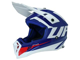 Casque UFO Quiver Ontake bleu/blanc taille M