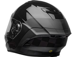 BELL Star DLX Mips Helm Lux Checkers Matte/Gloss Black/Root Beer Maat M - 255a6d4d-0376-4931-95b6-0b0b43e6d27d