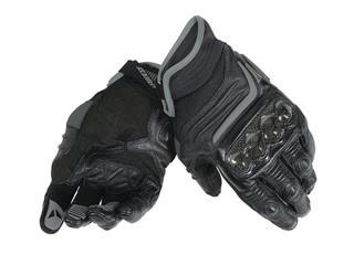 Dainese Carbon D1 Short Gloves Black/Black/Black Size L