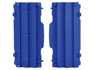 Cache radiateur POLISPORT bleu Husqvarna/KTM