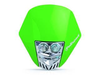 POLISPORT HMX LED Headlight Green