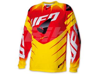 Camiseta UFO Voltage amarillo / rojo talla XXXL MG04378DXXXL