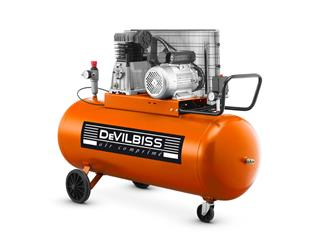 COMPRESSOR 3CV/200L 20,2 M3/H - 10BAR 230V MONO / 50HZ