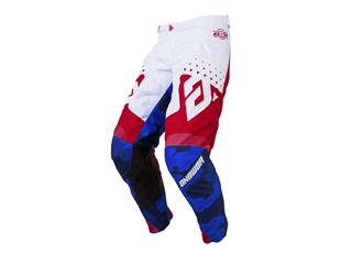 ANSWER Broek Elite Discord Red/White - Maat 30