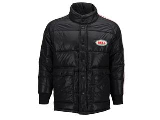 BELL Classic Puffy Jacket Black Size XL - 7030666