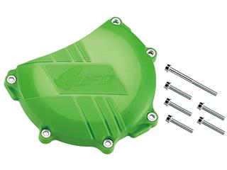 UFO Green Clutch Cover Protection Kawasaki KX450F