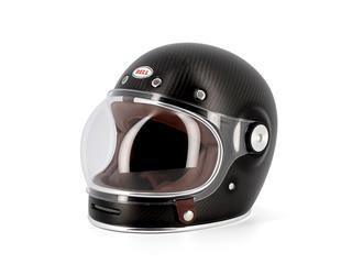 BELL Bullitt Carbon Helm Solid mattschwarz Größe XXL
