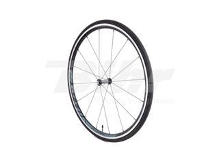 Jogo de rodas Vittoria Elusion alumínio 700c/28mm
