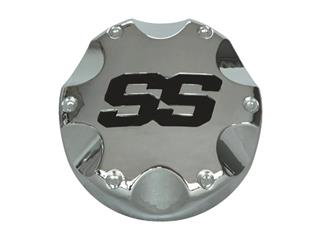ITP Rim Cap Chrome for SS 4x137 Rim