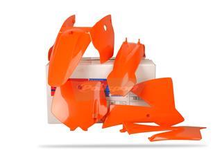 Kit plastique POLISPORT couleur origine KTM SX65