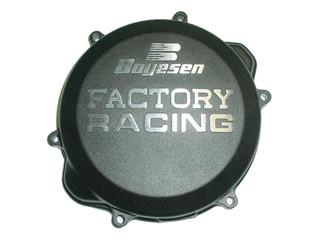 Couvercle de carter d'embrayage BOYESEN Factory Racing alu noir Honda CRF450X