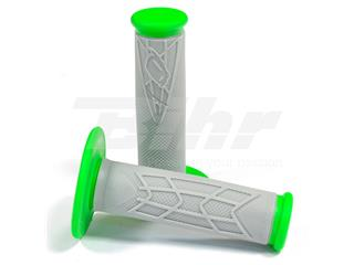 Puños UFO cross / enduro Pulse verde MA01822-026 - 41526