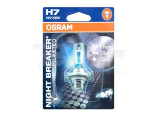 Lampara OSRAM H7 Night Breaker Laser