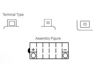 Batterie YUASA HYB16A-AB conventionnelle - 272d3fbd-c51a-4333-a91a-0065ac86e3d9