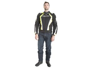 RST Pro Series CPX-C Vented Jacket Textile Flo Yellow Size M - 117230842