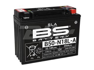 Batería BS Battery SLA B50N18L-A (FA)