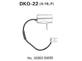 Condensateur TOURMAX Suzuki - 013707