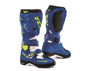 TCX Comp Evo 2 Michelin Boot Bright Blå/Vit Size 48