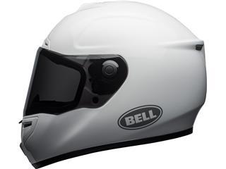 BELL SRT Helmet Gloss White Size XL - 276f2fe3-4148-4dfe-81d4-61d6c0d43409