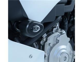 R&G RACING Aero Crash Pads White Yamaha YZF-R1 - 6090008302