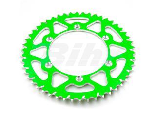 Corona ESJOT Aluminio verde 51-32024 47 dientes