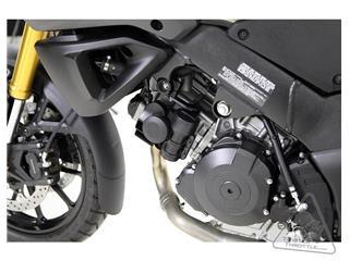 Soporte para claxon Soundbomb Denali Suzuki DL1000 V-Strom