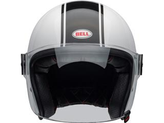 Casque BELL Riot Rapid Gloss White/Black taille L - 285ad7ee-3bb8-49c1-b372-366e01b83c4c