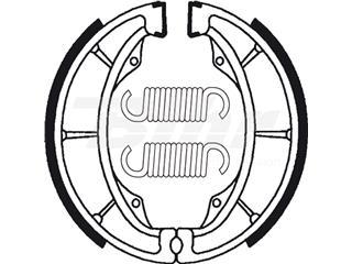 Zapatas de freno Tecnium BA183
