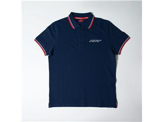 RST Cotton Polo Navy Size S - 825000080768