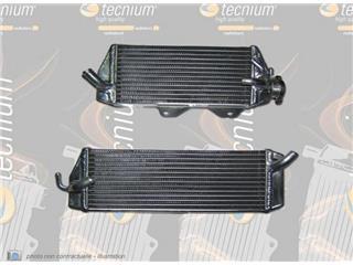 Tecnium left-hand cooler  Honda CRF250R