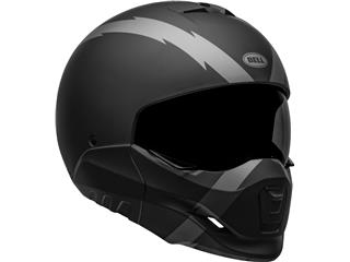 BELL Broozer Helmet Arc Matte Black/Gray Size XL - 28be6d04-e6fb-4320-8da3-48c19d4c0b4f
