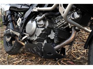 Sabot trail BIHR alu noir Suzuki DL650 V-Strom