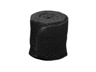 ACOUSTA-FIL Exhaust Heat Wrap 50mm x 7.5m 650°C Black