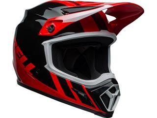 Casque BELL MX-9 Mips Dash Black/Red taille XL - 29112a99-2c72-4db6-99a5-c7a9a13e65da