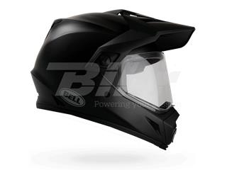 CASCO BELL MX-9 ADVENTURE NEGRO MATE 53-54 / TALLA XS
