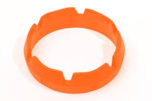 Bague de Protections de fourche TECNIUM orange KTM/Husaberg/Husqvarna - 7700420