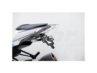 Soporte portamatrícula aluminio LSL 460B040