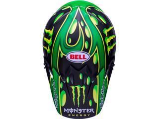 Casque BELL MX-9 Mips McGrath Showtime Replica Matte Black/Green taille XS - 2996e0e7-2999-412d-9f1e-494a81dd7633