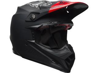 Casque BELL Moto-9 Flex Fasthouse Matte Black/Red taille XS - 29cbeca2-5003-45e1-8270-50d9c8588b7f