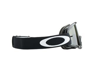 OAKLEY XS O Frame MX Sand Goggle Jet Black Dark Grey + Clear Lens - 29ec8c19-f241-46c7-b7b7-62ef76390f9f